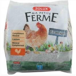 Zolux ECalcium pour poule 12 kg - La Compagnie Des Animaux