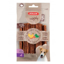 Zolux Mooky Premium Tiglies volaille carotte S x8