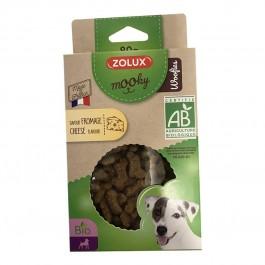Zolux Friandises pour Chien Woofies Bio au poulet 80 g - La Compagnie Des Animaux