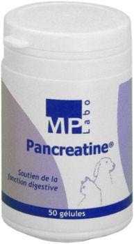 Pancreatine 50 gelules