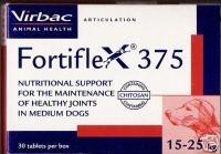 Fortiflex 375 anti-arthrose chiens 30 cps