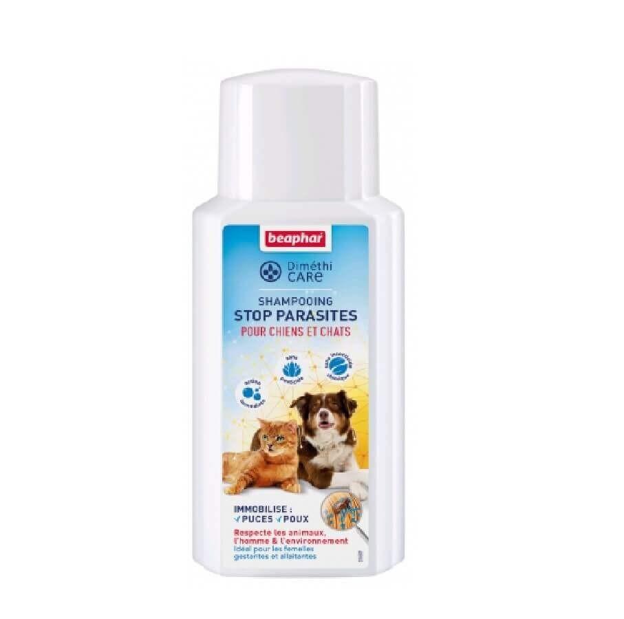 Beaphar Diméthicare Shampooing Stop Parasites 200 ml