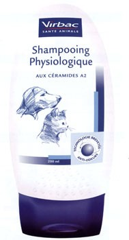 Shampooing Physiologique aux céramides A2 200 ml