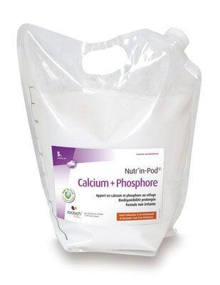 Nutrin Pod Calcium + Phosphore 5 litres