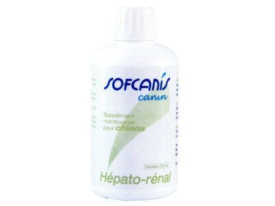 Sofcanis Canin Hepato Renal 250 ml