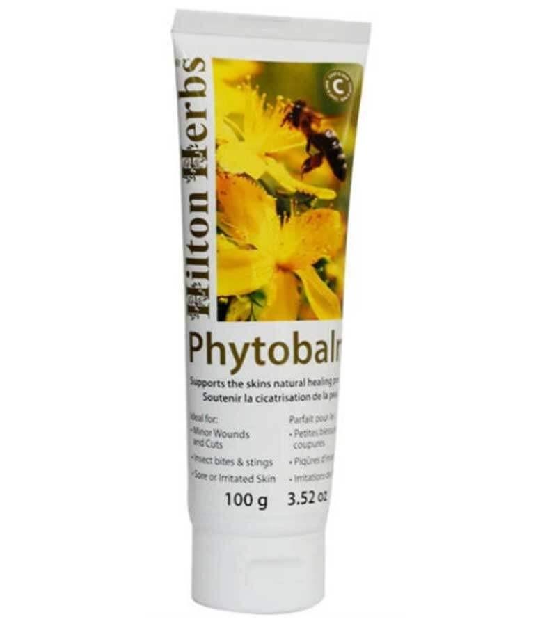 Phytobalm Hilton Herbs Cicatrisant Cheval et Chien 100 g- La Compagnie des Animaux