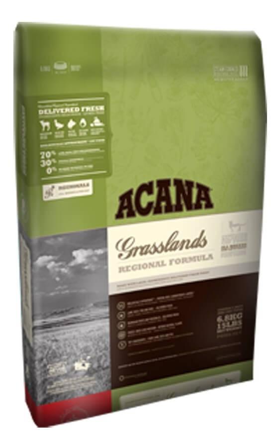 Acana Grasslands Cat Croquettes pour Chat et Chaton 5.4 kg- La Compagnie des Animaux -