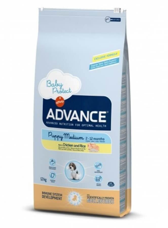 Advance Medium Puppy Chien 12 kg- La Compagnie des Animaux