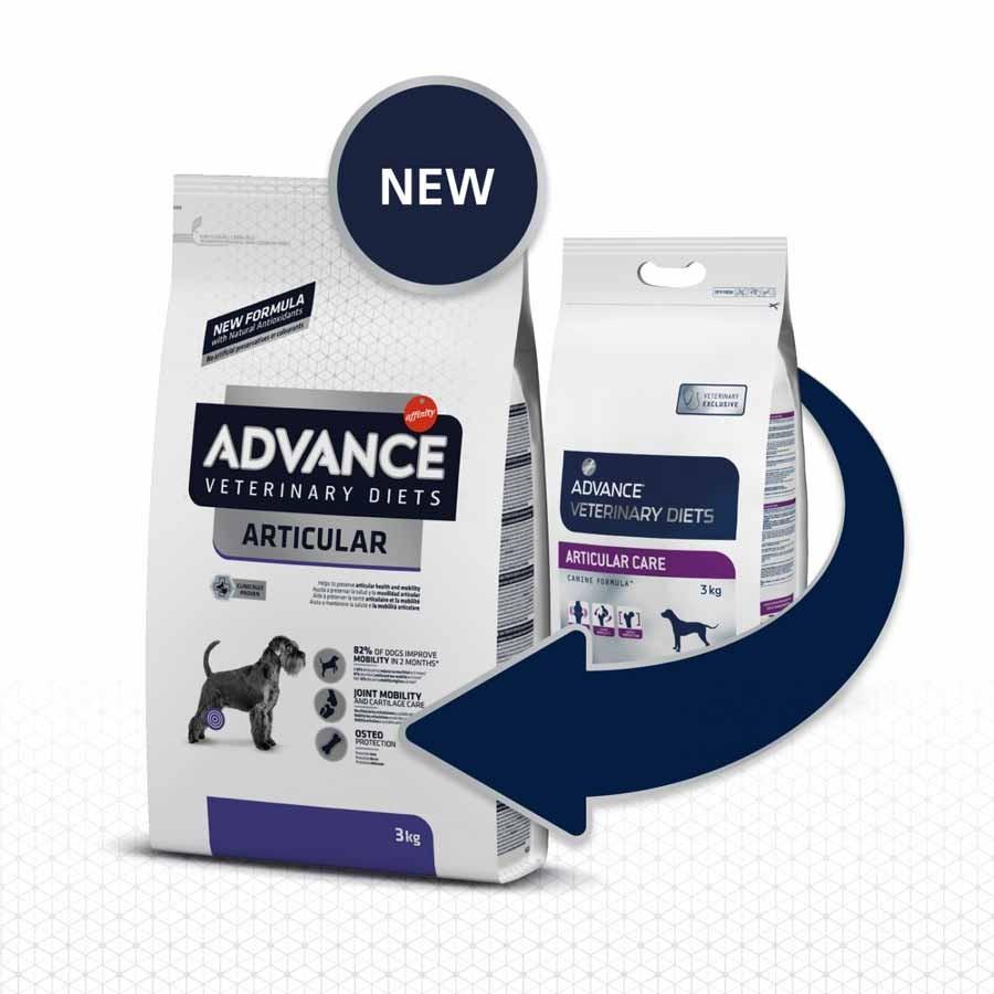 Advance Veterinary Diet Chien Articular Care 3 kg- La Compagnie des Animaux
