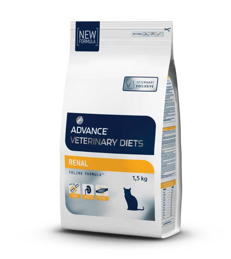 Advance Veterinary Diets Chat Renal 1,5 kg- La Compagnie des Animaux
