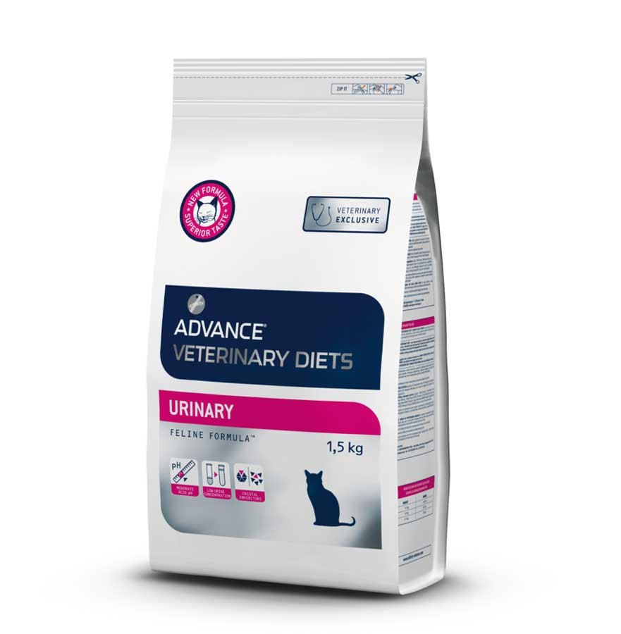 Advance Veterinary Diets Chat Urinary 1,5 kg- La Compagnie des Animaux