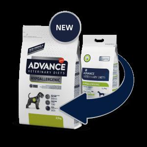 Advance Veterinary Diets Chien Hypo Allergenic 10 kg- La Compagnie des Animaux