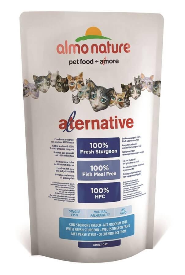 Almo Nature Alternative Chat Adulte Esturgeon 750 g