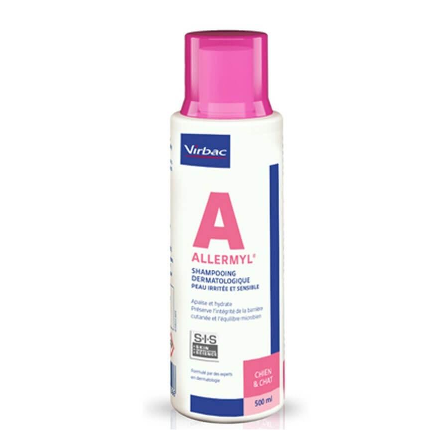 Allermyl shampooing Glycotec 200 ml - La compagnie des animaux