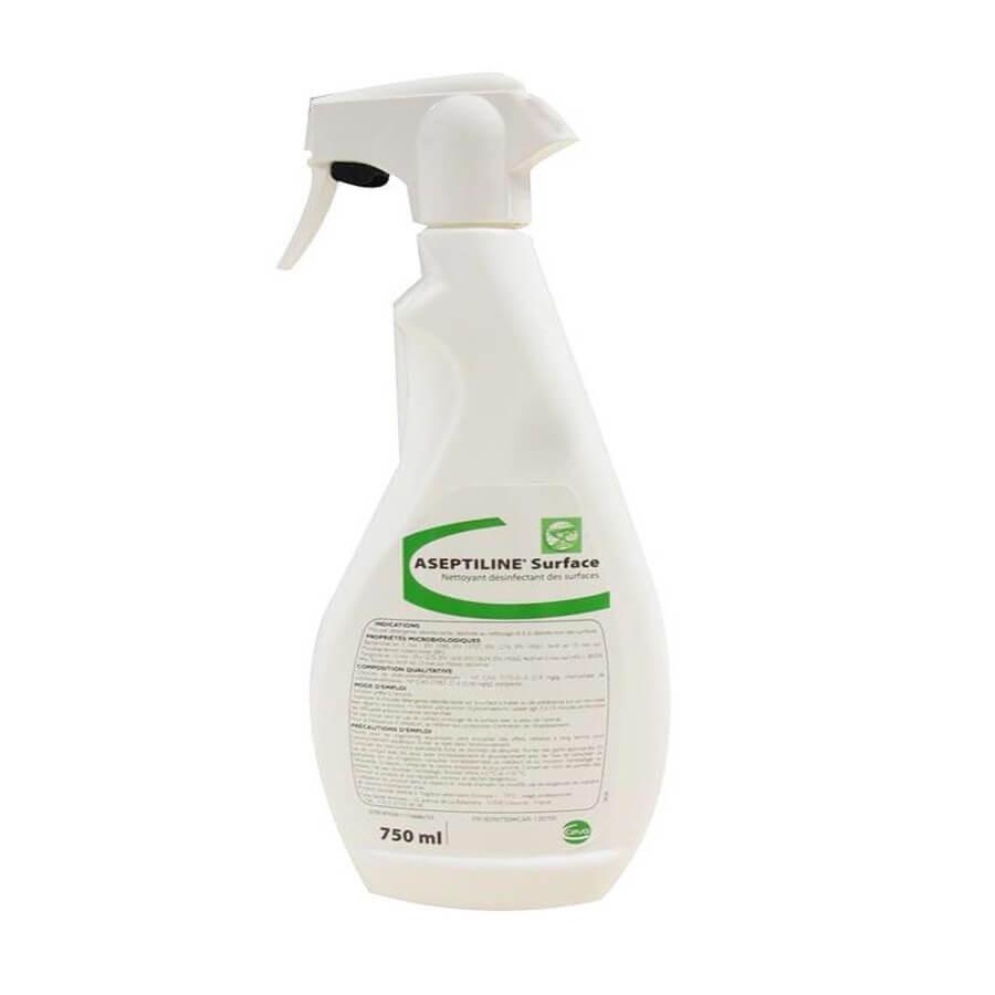 Aseptiline Surface 750 ml - La compagnie des animaux