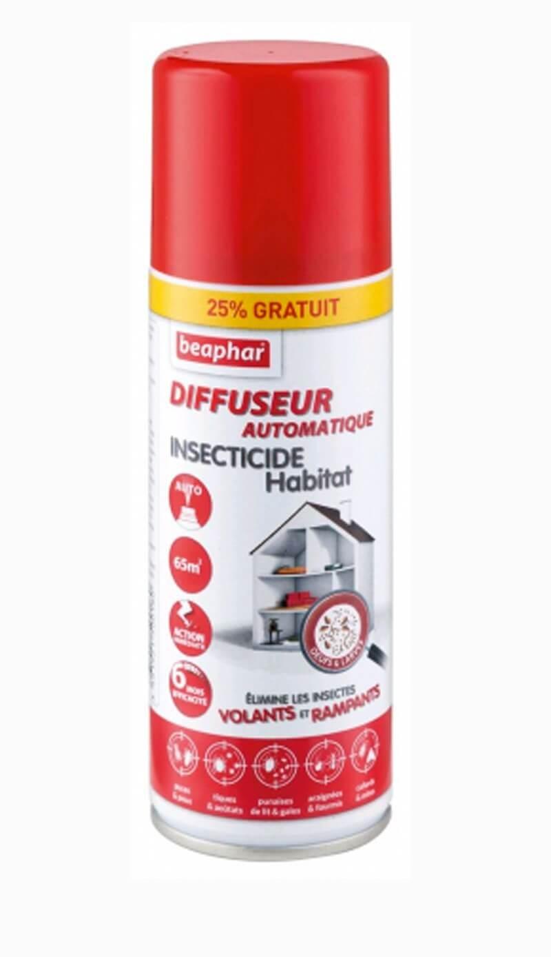 Beaphar Diffuseur automatique Insecticide de maison 200 ml