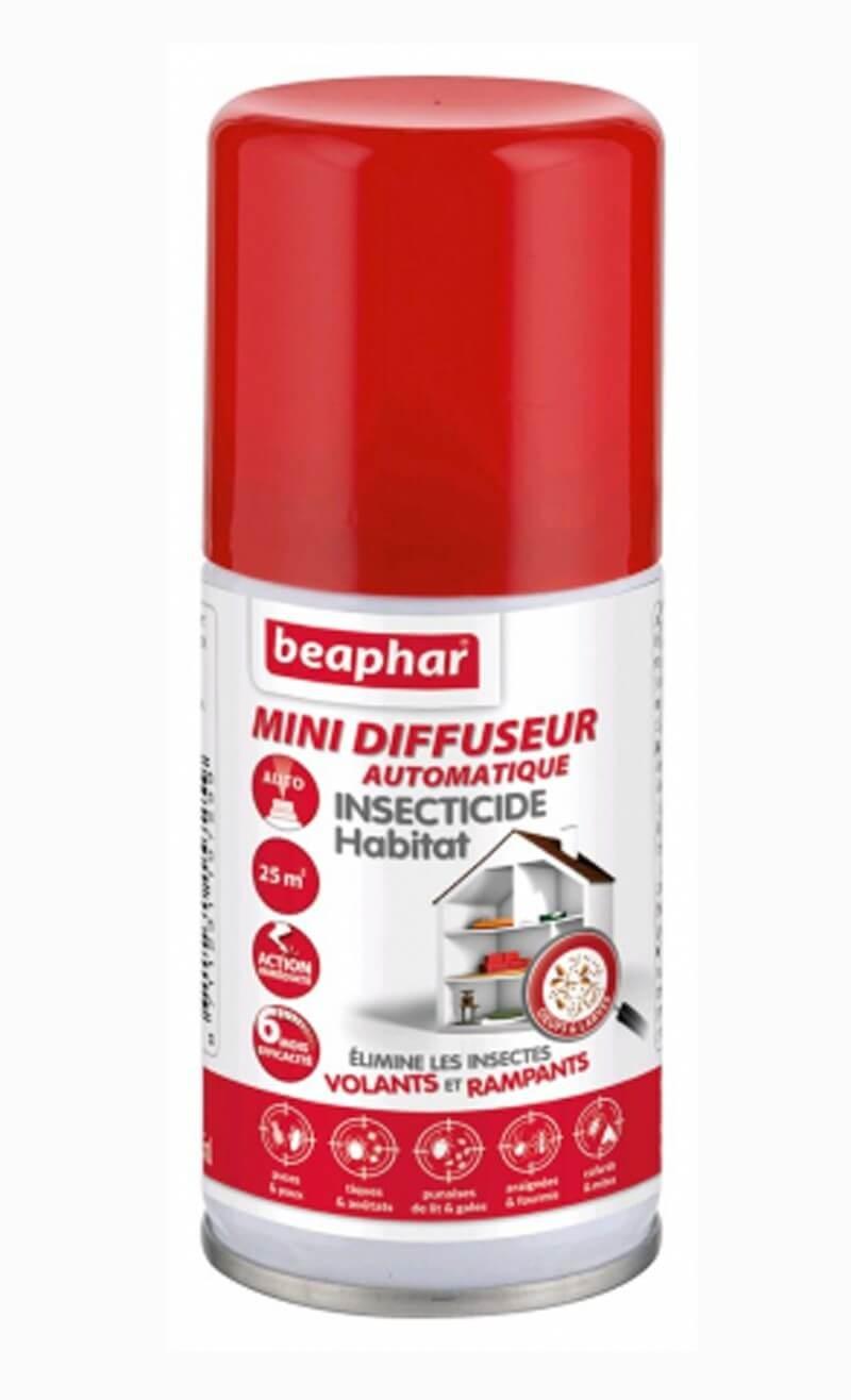 Beaphar Diffuseur automatique 75 ml Insecticide habitation