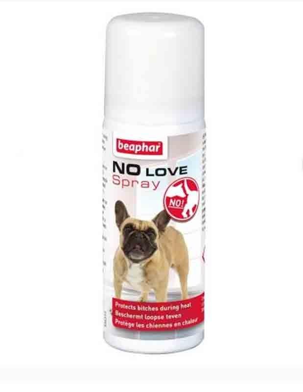 Beaphar No Love spray pour chien 50 ml- La Compagnie des Animaux