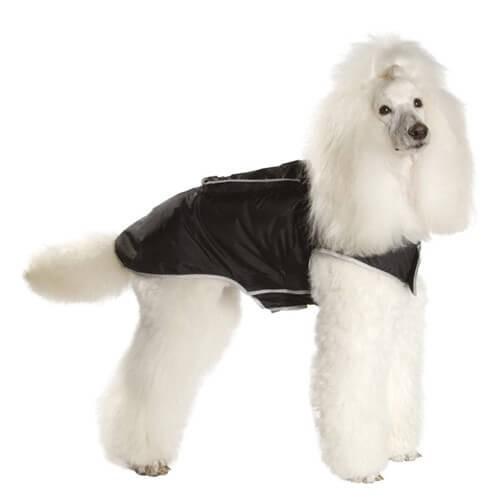 Bobby Impermeable Pocket XL chiens noir 52 cm