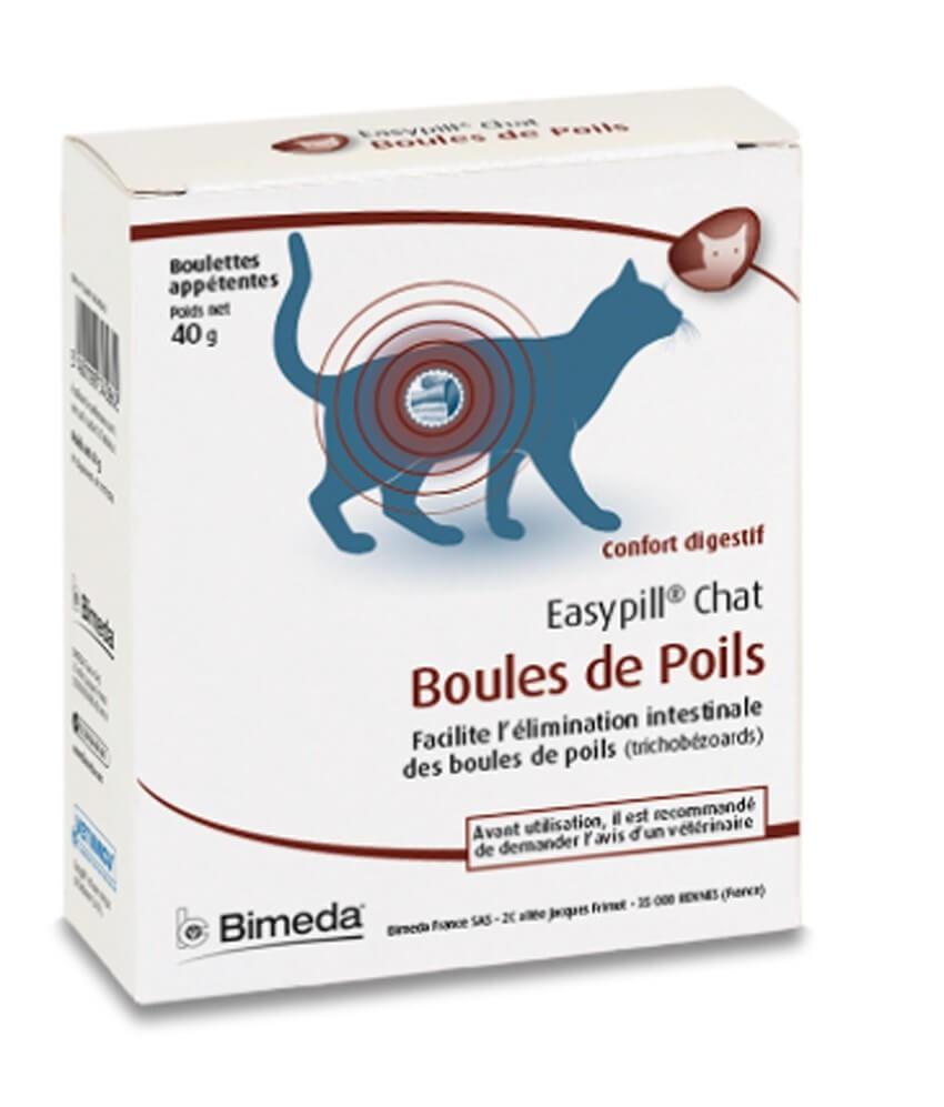 Easypill Boule de Poils Chat - La Compagnie des Animaux