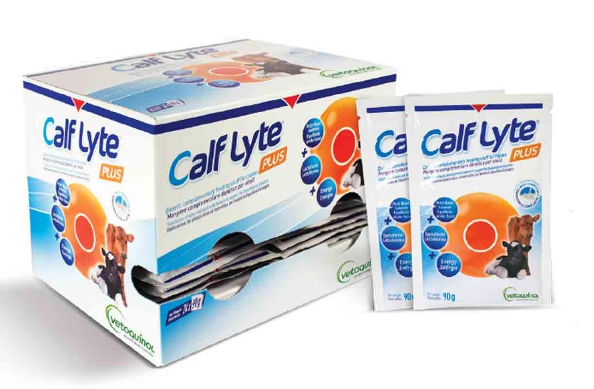 Calf Lyte Plus 24 sachets- La Compagnie des Animaux