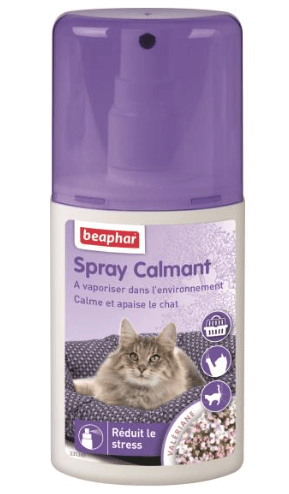 Beaphar spray calmant pour chat 125 ml