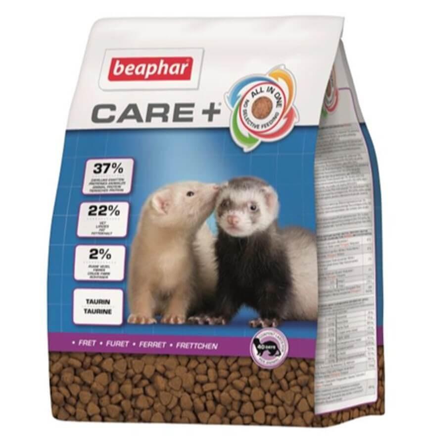 Care+ Furet 2 kg- La Compagnie des Animaux