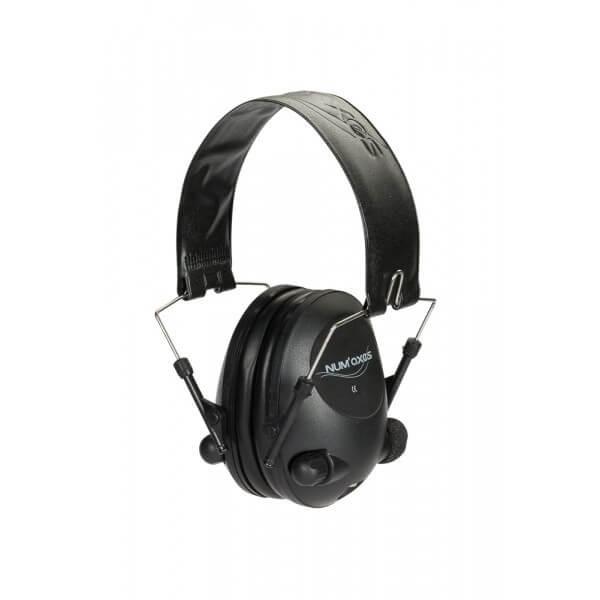 Casque anti-bruit Acoustic Electronic Noir