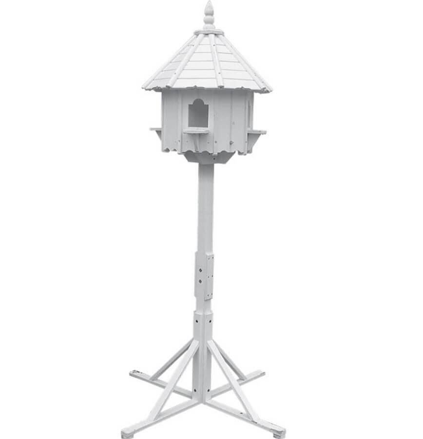 Colombier la Blanche colombe- La Compagnie des Animaux