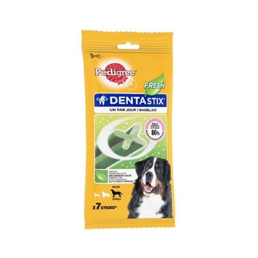 Pedigree Dentastix Fresh pour grands chiens 7 bâtonnets