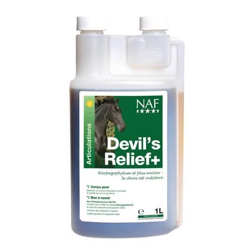 Naf Devil's Relief + 500 ml