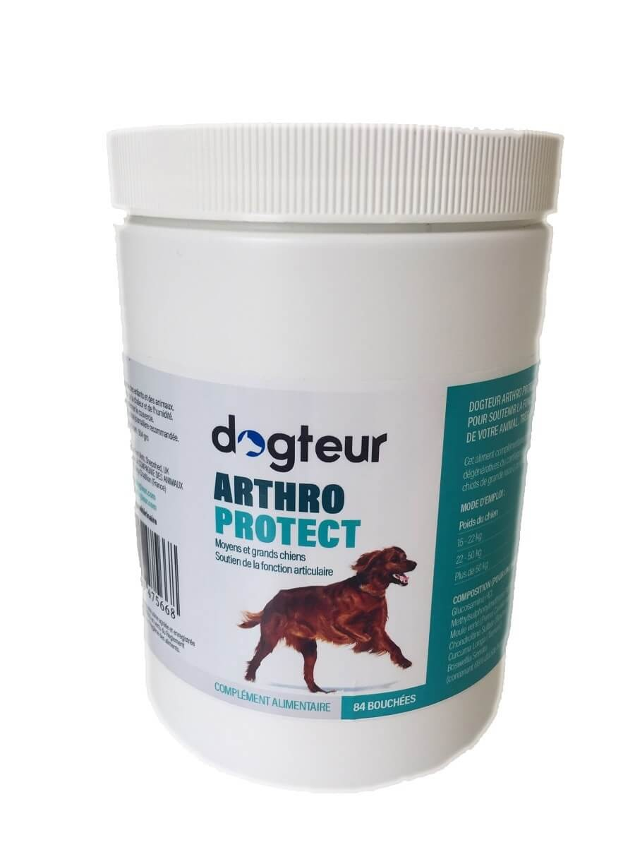Dogteur Arthro Protect Grand Chien 84 cps