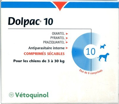 Dolpac 10 - 6cps
