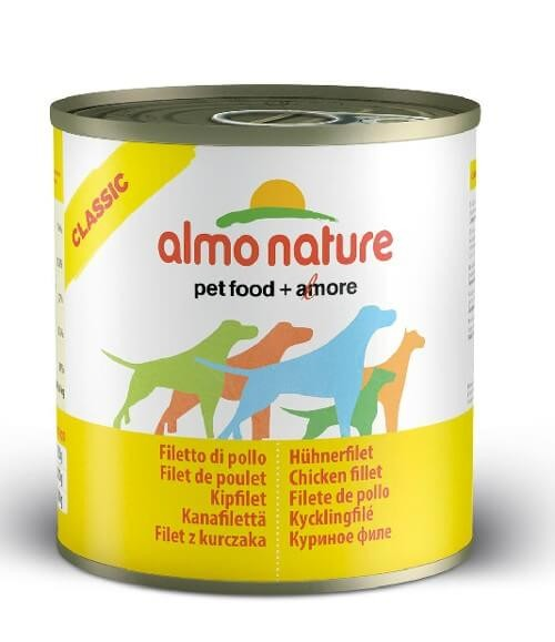Almo Nature Chien Classic Filet de poulet 12 x 280 grs