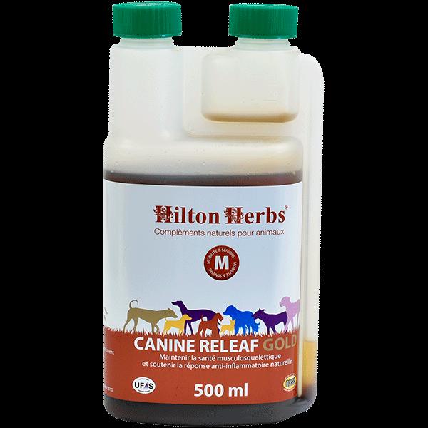 Hilton Herbs Canine Releaf Gold - La Compagnie des Animaux