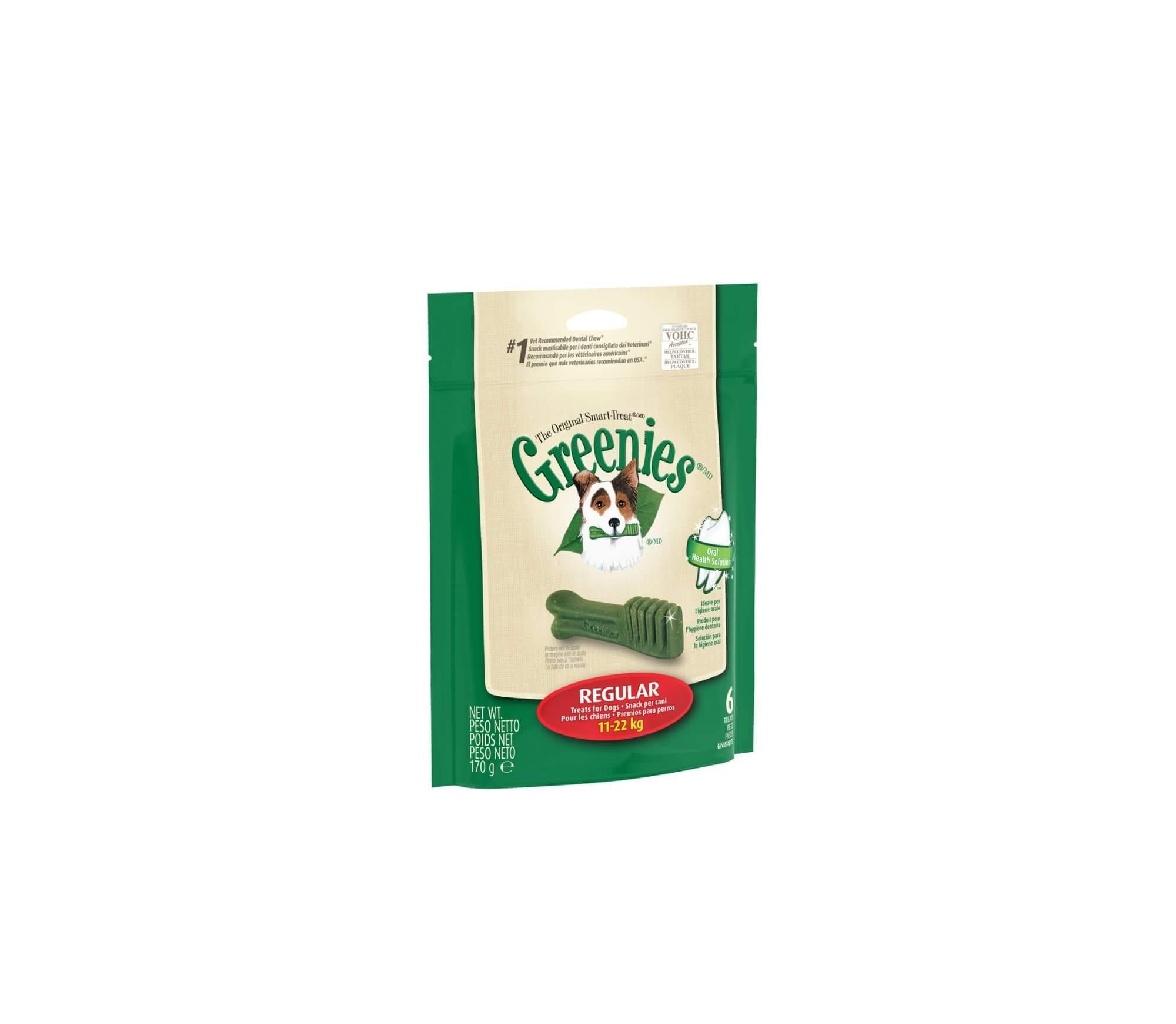 Greenies Regular 6 os