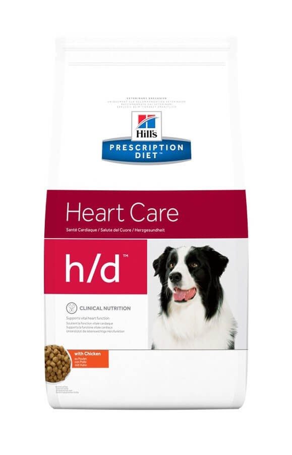 Hill's Prescription Diet Canine H/D 5 kg- La Compagnie des Animaux
