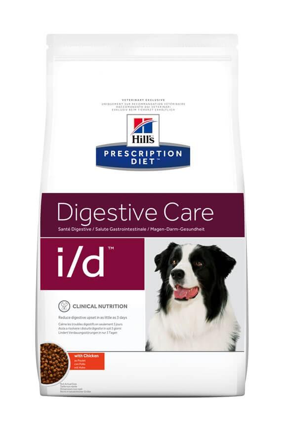 Hill's Prescription Diet Canine I/D 2 kg- La Compagnie des Animaux