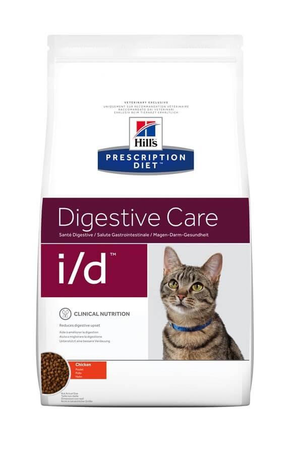 Hill's Prescription Diet Feline I/D 1.5 kg- La Compagnie des Animaux