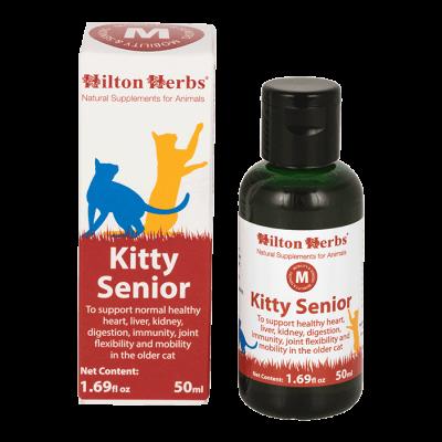 Hilton Herbs Kitty Senior - La Compagnie des Animaux