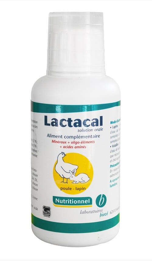 Lactacal 500 ml