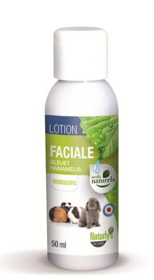 Naturlys lotion faciale rongeurs 50 ml