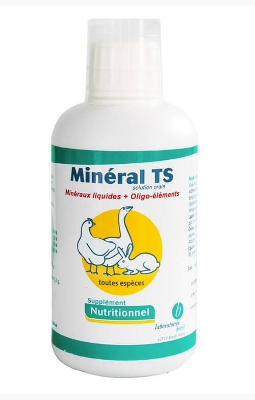 Minéral TS 250 ml
