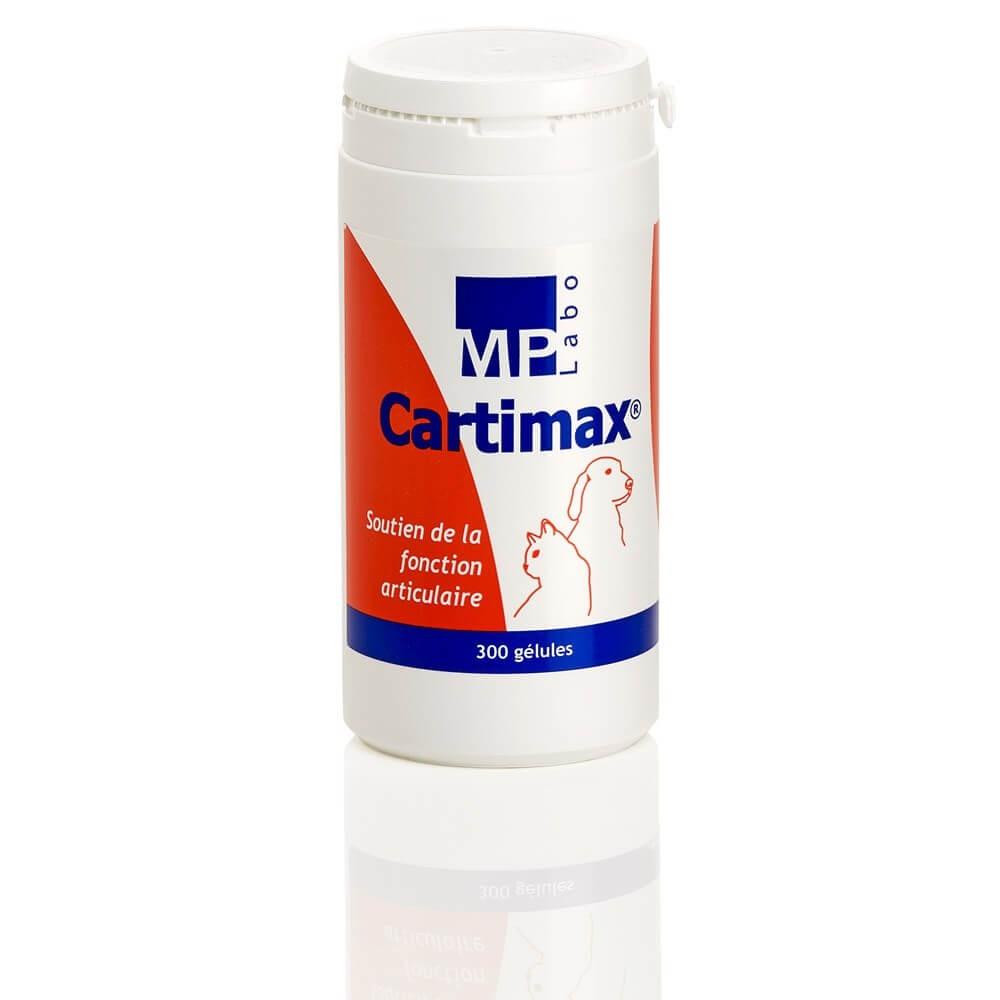 Cartimax 300 gélules (La compagnie des animaux)