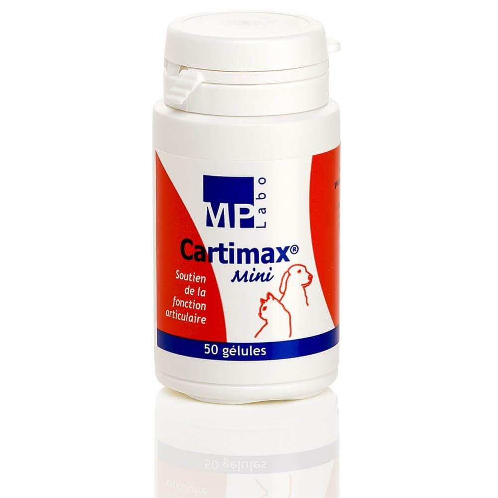 Cartimax mini 50 gélules