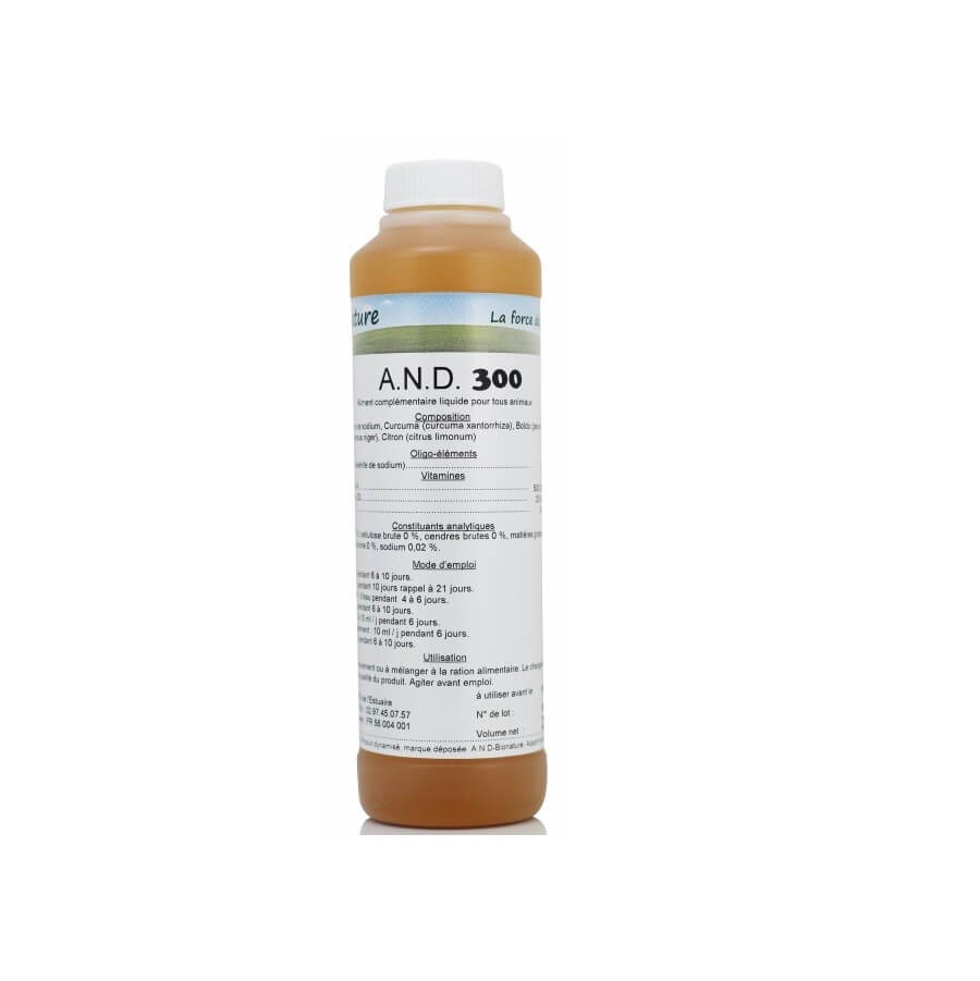 Bionature AND 300 foie digestion 250 ml