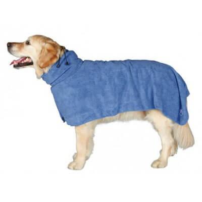 Trixie Peignoir en Microfibre pour chien taille XS