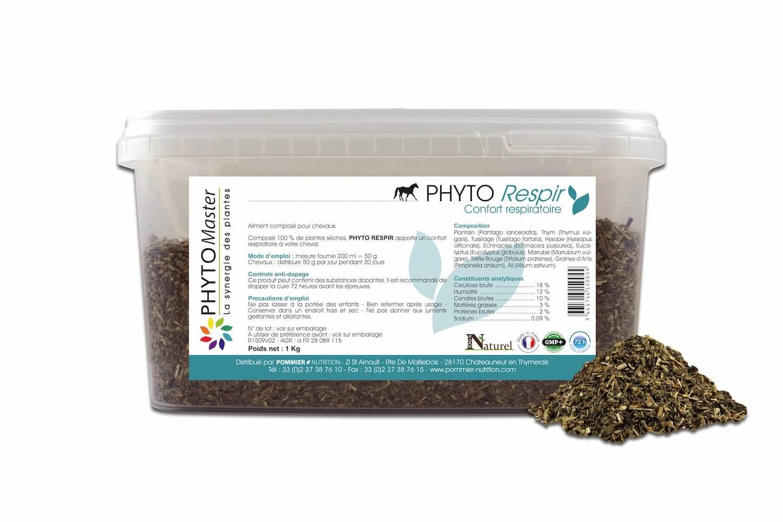 Phyto Master Respir 1 kg - La Compagnie des Animaux
