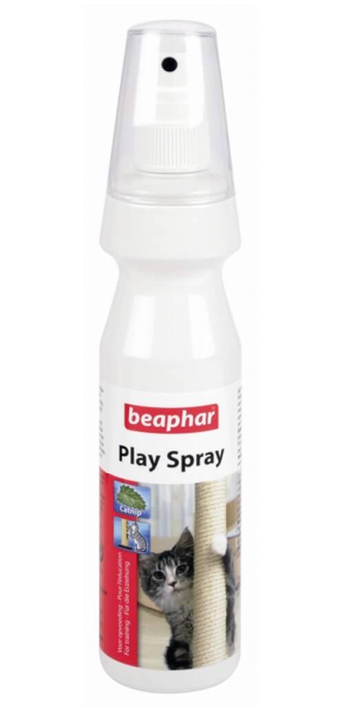 Beaphar pulvérisateur attractif « Play Spray » pour Chat 150ml