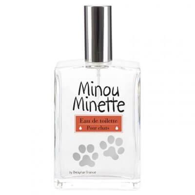Beaphar Minou Minette Eau de Toilette pour chat 50 ml